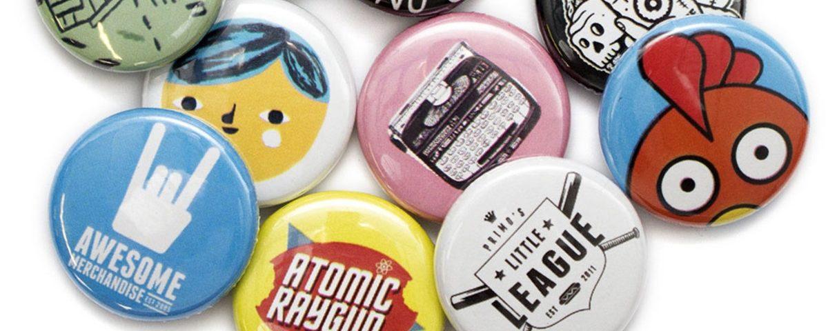 buttony reklamowe