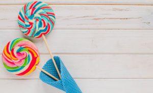 słodycze jako promocja